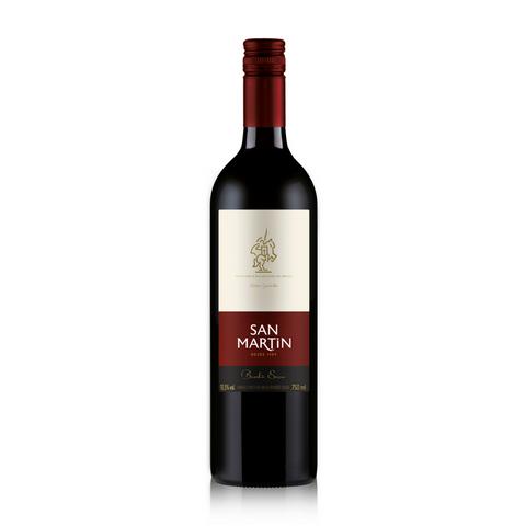 Vinho San Martin Bordo Seco