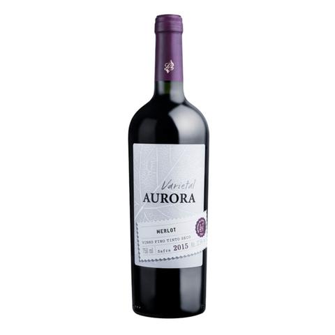 Vinho Tinto Aurora Merlot