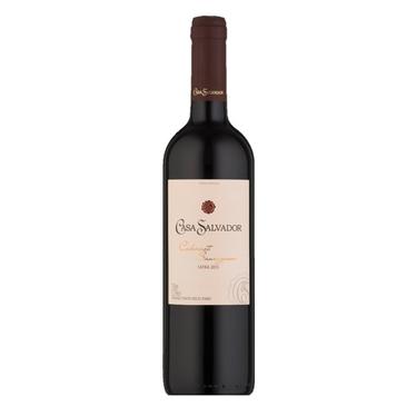 Vinho Tinto Cabernet Casa Salvador