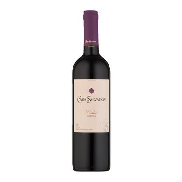 Vinho Tinto Merlot Casa Salvador
