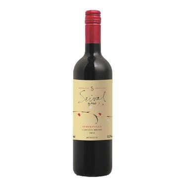 Vinho Tinto Tempranillo Seival
