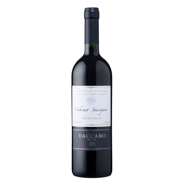 Vinho Tinto Vaccaro Cabernet Sauvignon