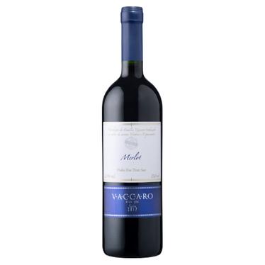 Vinho Tinto Vaccaro Merlot