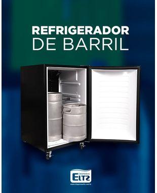 REFRIGERADOR PARA BARRIL