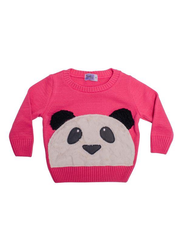 Blusa Twiky Urso Panda