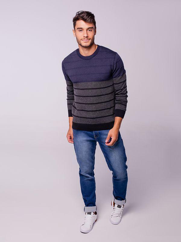 Blusão Blackstone Listras