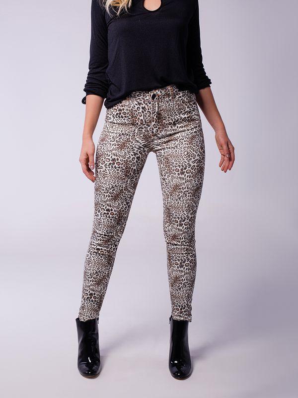 Calça Jeans Onça