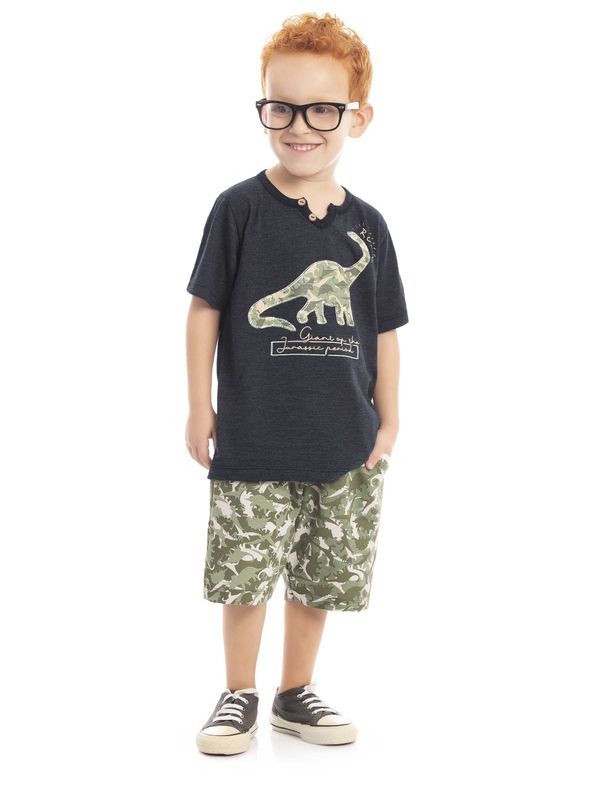 Conjunto Dinossauro