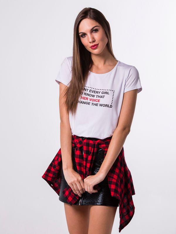 T-shirt Her Voice