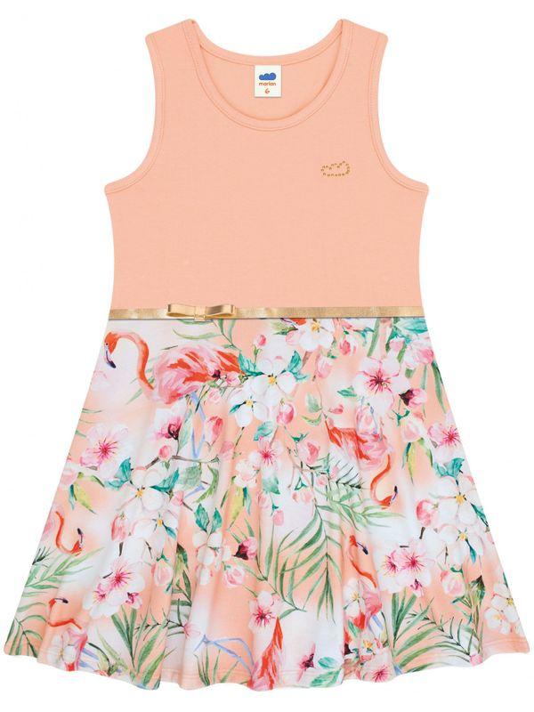 Vestido Flamingo