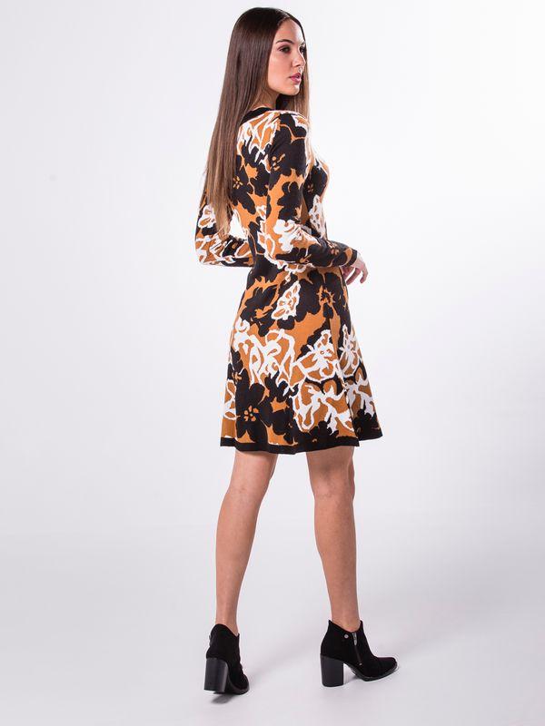 Vestido Daiane Jacquard