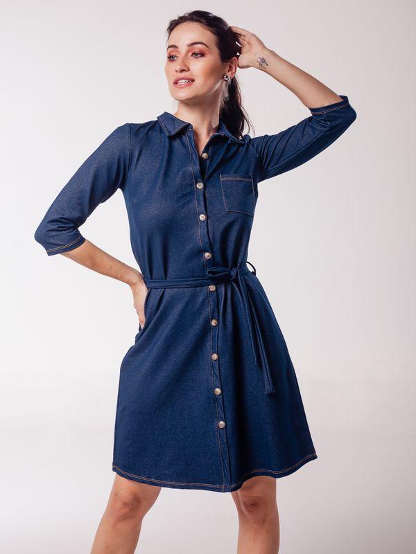 Vestido Daiane Jeans