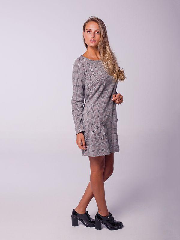 Vestido Daiane Xadrez