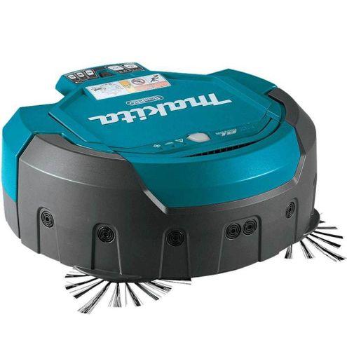 Robô Aspirador a Bateria 18V com Controle Remoto - Makita