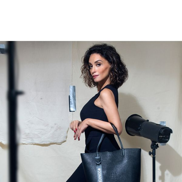#DonadeSi: Suzana Pires é a estrela da campanha da marca de bolsas DonnaLu