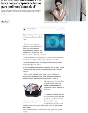 Site O Globo | Outubro