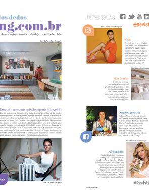 Revista Living | Dezembro