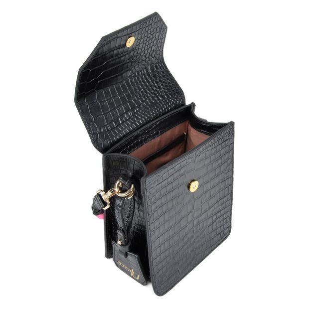 Bolsa de Couro Yayoi