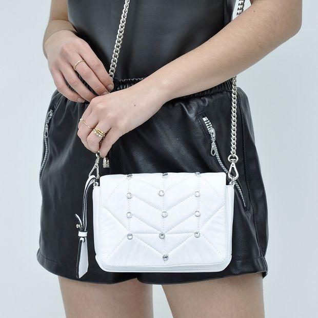 Bolsa de Couro Mini Bag Jade