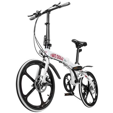 Bike Dobravel Pliage Alloy