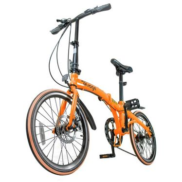 Bike Dobravel Pliage Two Dogs