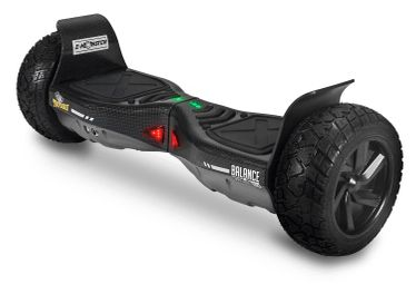 Hoverboard Two Dogs Monster Full Carbono