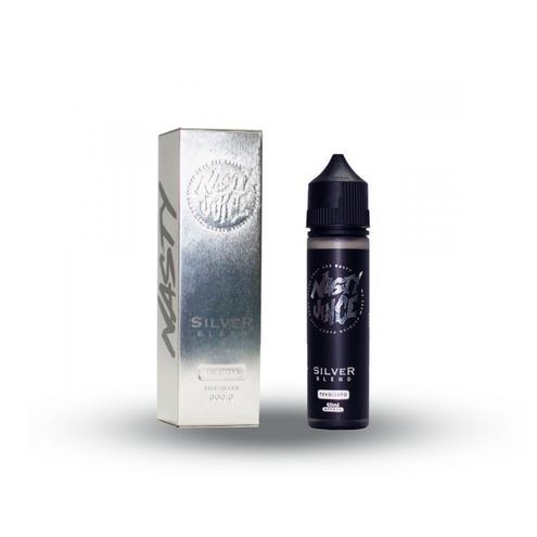 Essência Nasty Juice Tobacco Series Silver Blend 0mg 3mg 6mg 60ml