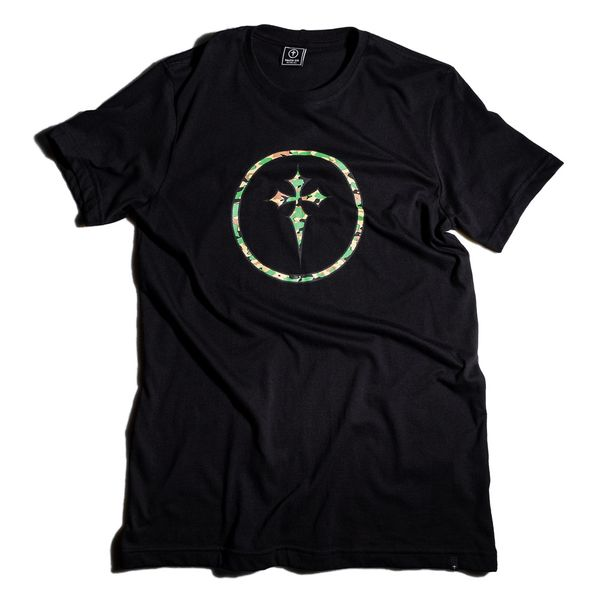 CAMISETA CROSS CAMO