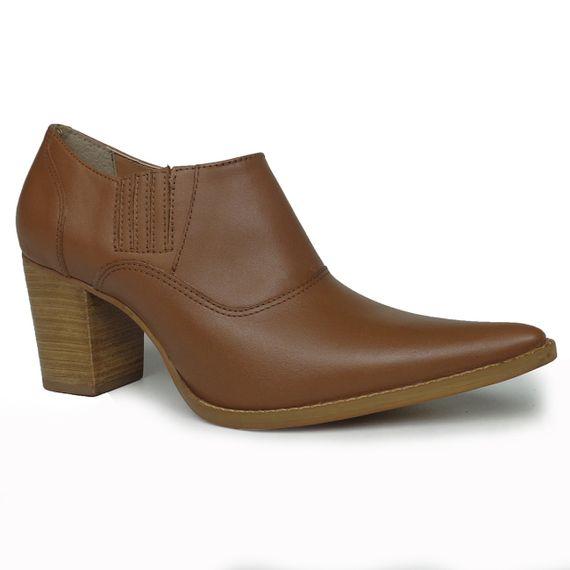 670a67638 Sapato Básico Dina Mirtz Bico Fino