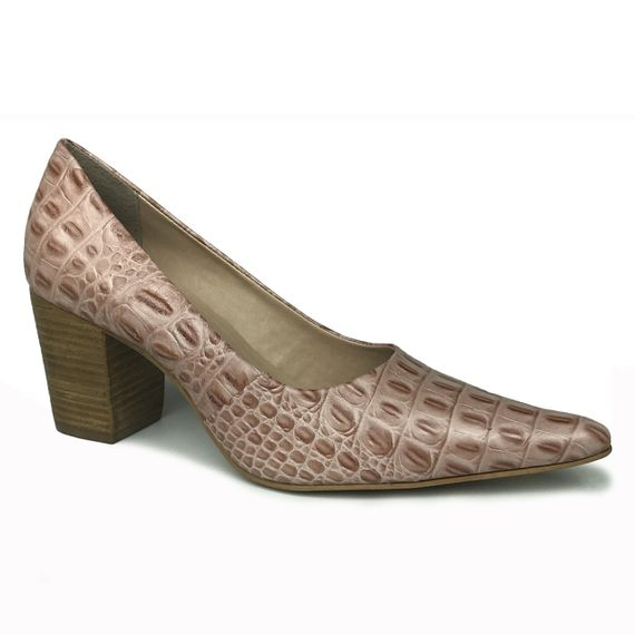 Sapato Bico Fino Dina Mirtz