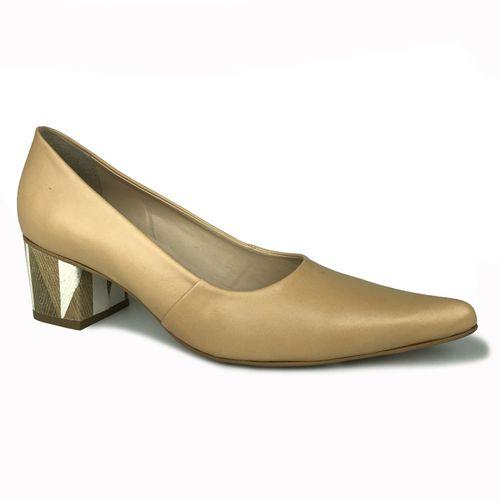 Sapato Dina Mirtz Salto Baixo