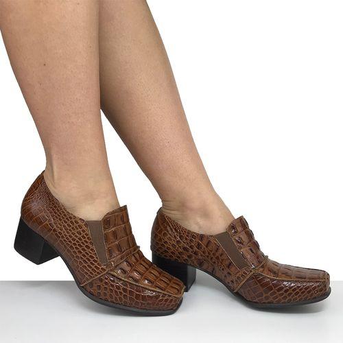 Sapato Feminino Salto baixo Dina Mirtz