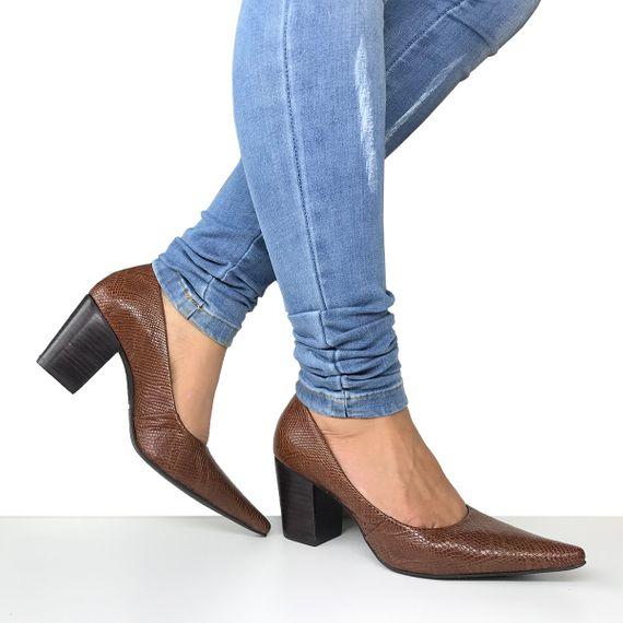 Sapato Feminino Fechado Dina Mirtz