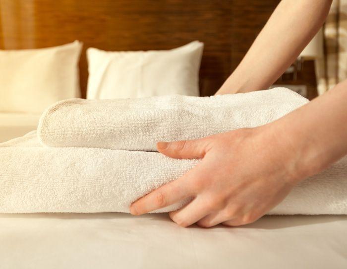 Como deixar as toalhas cheirosas e macias?
