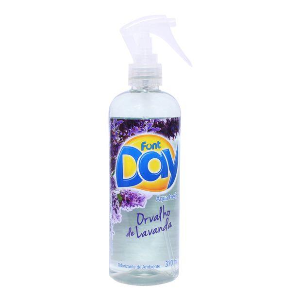 Odorizante Aqua Fresh Font Day Orvalho de Lavanda 370ml