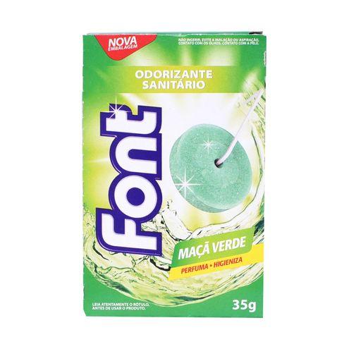 Desodorizante Sanitário Font Maça Verde 35g