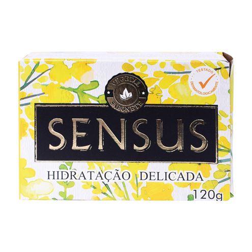 Sabonete Sensus Vegetal Hidratação Delicada 120g