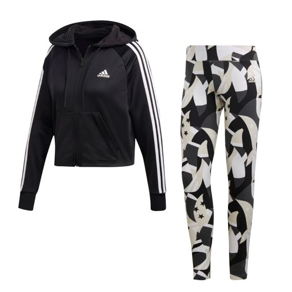 Agasalho Adidas WTS Hoody Tight