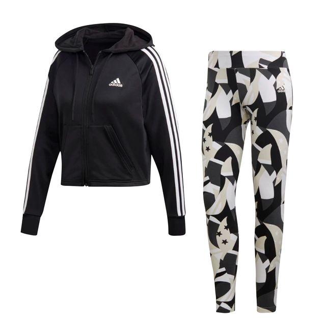 997728889 Agasalho Adidas WTS Hoody Tight | Gamaia Esportes