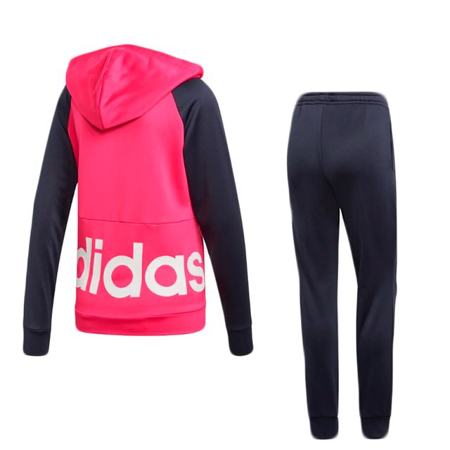 69f991d7d Agasalho Adidas WTS Linear FT Hoodie | Gamaia Esportes