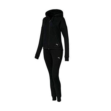 Agasalho Puma Clean Sweat Suit CL