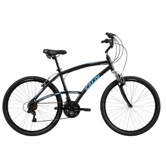Bicicleta Caloi 500 Aro 26 21V A18 PR-18