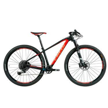 Bicicleta Caloi Carbon Racing A29 12V A19