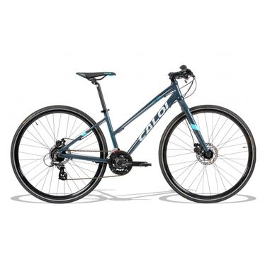 Bicicleta Caloi City Tour SP R700 A18 M