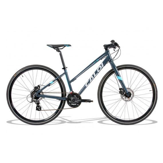 Bicicleta Caloi City Tour SP R700 A18 M