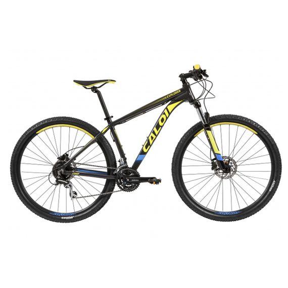 Bicicleta Caloi Explorer Comp 29 V24 A19 G
