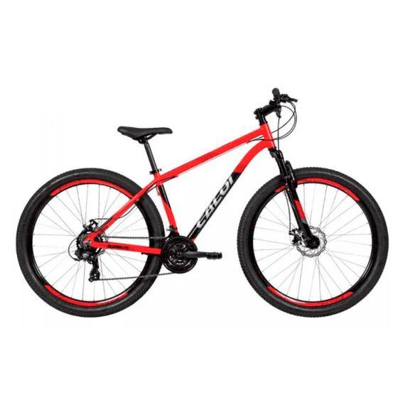 Bicicleta Caloi Supra T17 V21 A19