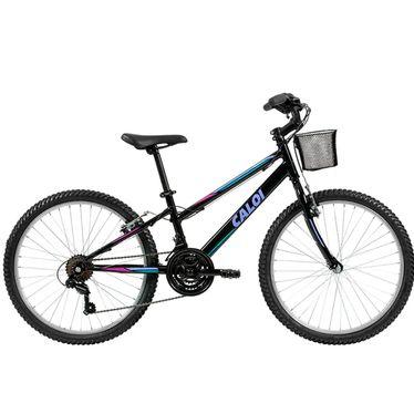 Bicicleta Caloi Sweet 24 V21 A18