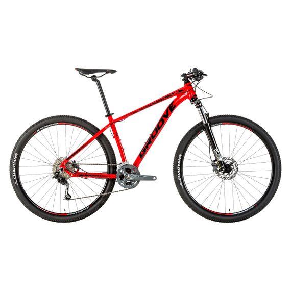 Bicicleta Groove SKA 90 27V ARO 29 A18 17