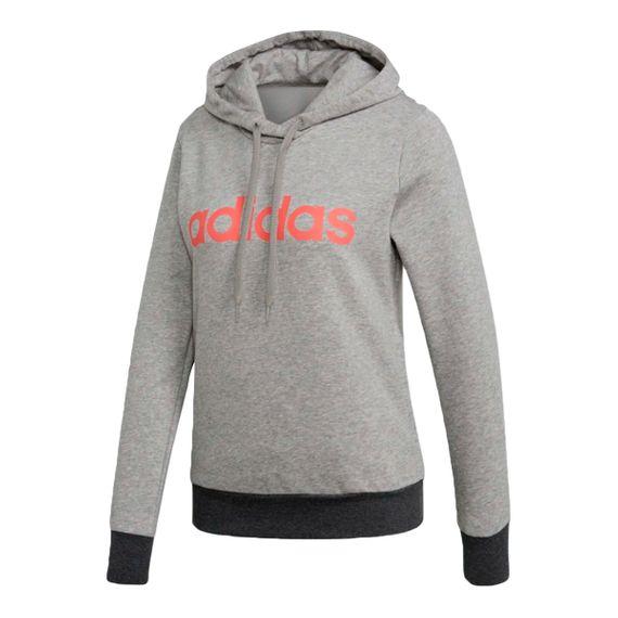 Blusa Adidas Essentials Linear Capuz